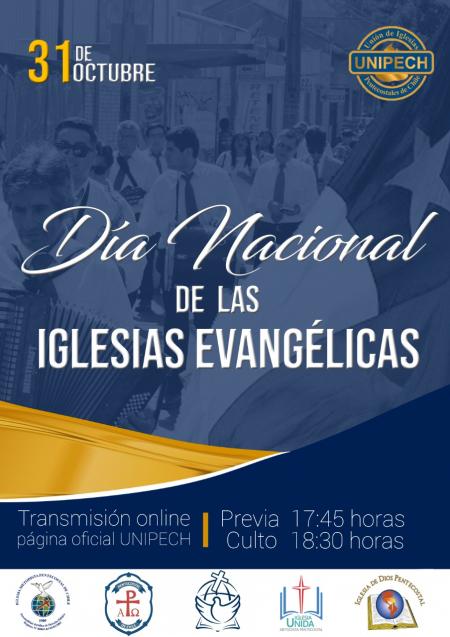 Día Nacional de las Iglesias Evangélicas y Protestantes  de Chile