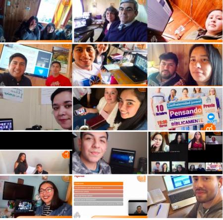«Pensando bíblicamente»: Ministerio Juvenil Sector 13