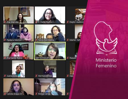 Conversatorio del Ministerio Femenino Sector 11